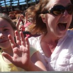Thunder Mountain - who screamed most?