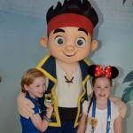 Jake, the Neverland Pirate (Joe likes the show)