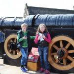 Mons Meg - the biggest cannon